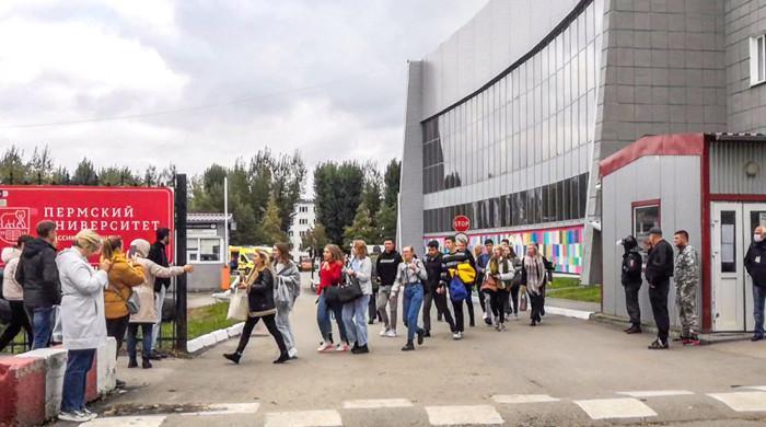 Video: 6 killed in Russian university shooting, gunman in hospital