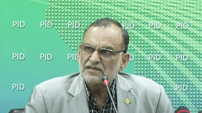 'How many notices have been sent to Maryam, Fazl?' Azam Swati lashes out at ECP