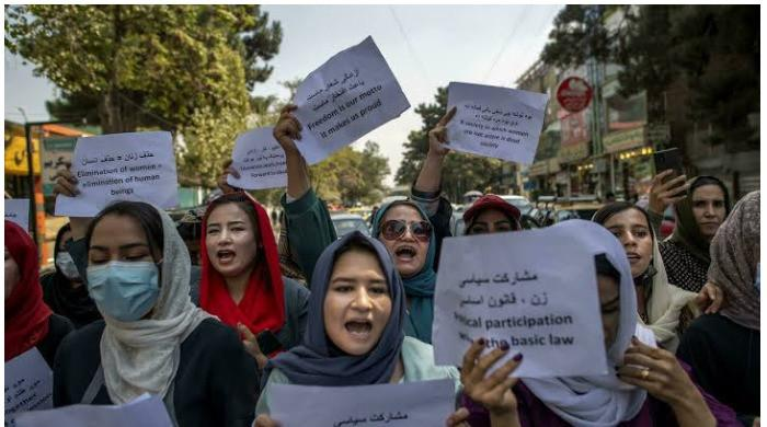 Afghan women outraged by new Taliban work restrictions