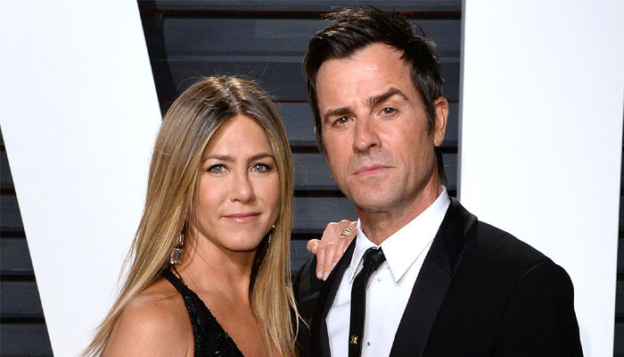 Jennifer Aniston gushes over her ex Justin Theroux in new message - Geo News