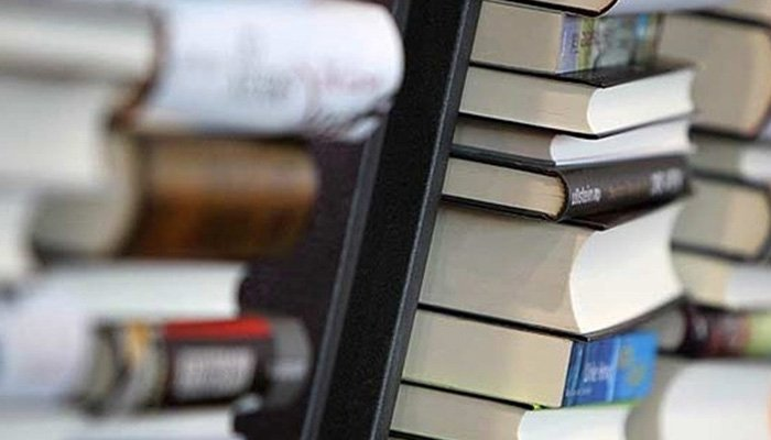 A representational image of a stack of books. Photo: Geo.tv/ file