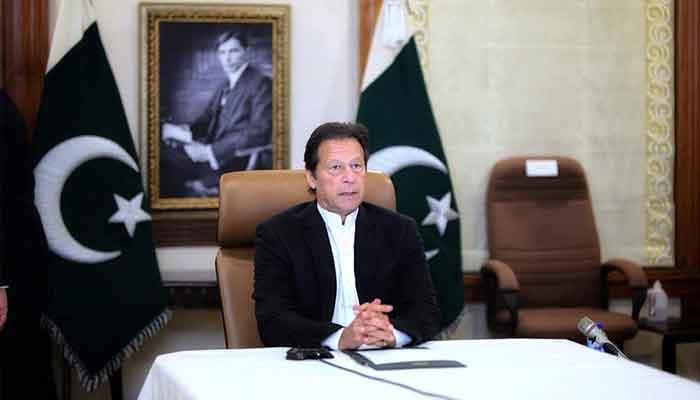 Prime Minister Imran Khan.Photo: file