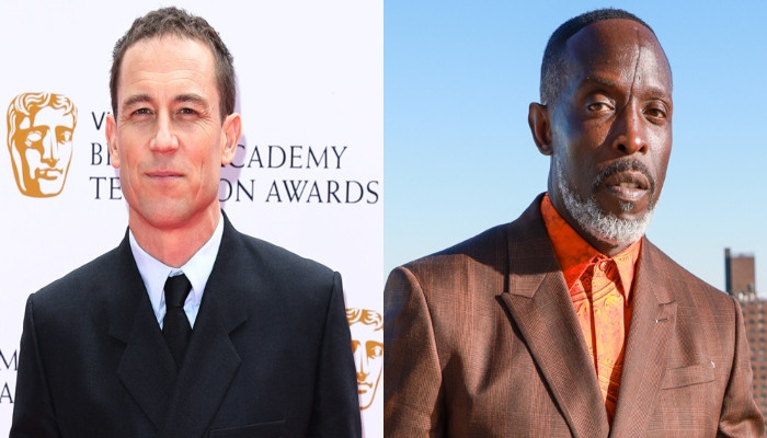 Tobias Menzies says his Emmy win belongs to late actor Michael K. Williams - Geo News