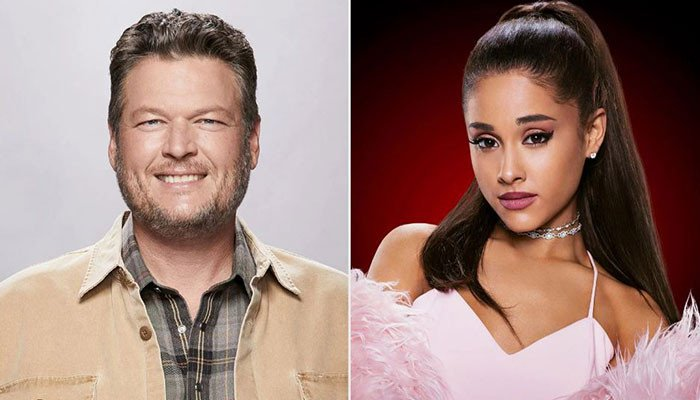 Blake Shelton says Ariana Grande crushed his dreams after she did this - Geo News