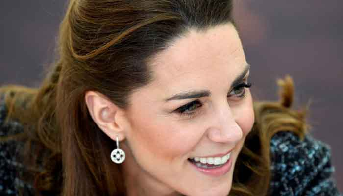Kate Middleton promoting her belief in the power of the great outdoors