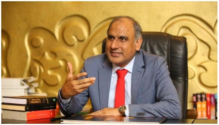 New Punjab Overseas Pakistanis Commission vice-chairmanSyed Tariq Mahmood-ul-Hassan.