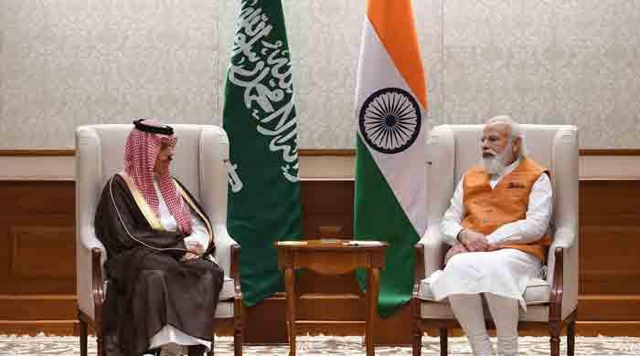 Saudi Arabia ready to offer 'good offices' to ease India-Pakistan tensions
