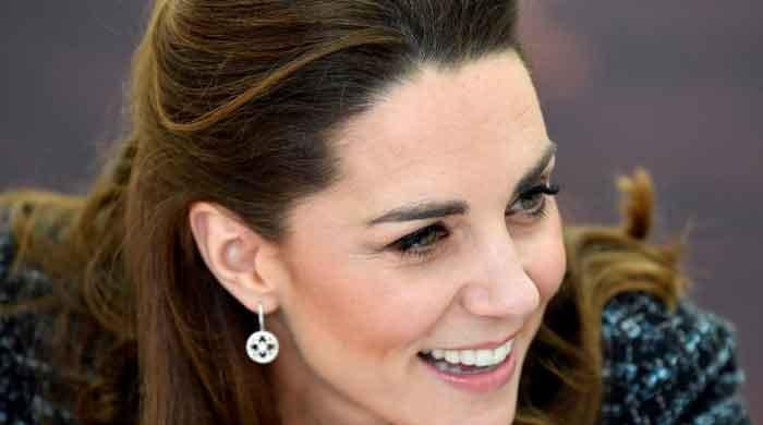 'Kate Middleton promoting her belief in the power of the great outdoors'