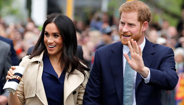 Prince Harry and Meghan Markle headed to New York to push for vaccine equity - Geo News