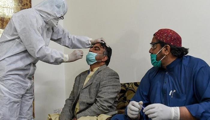 Pakistan has administered at least 74,837,117 doses of COVID vaccines so far. Photo: Geo.tv/ file