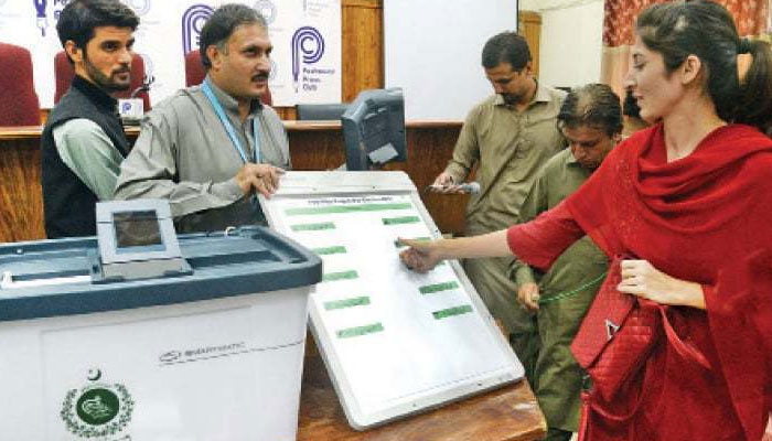 Overseas Pakistanis will get the right to vote in the next general elections. Photo: file