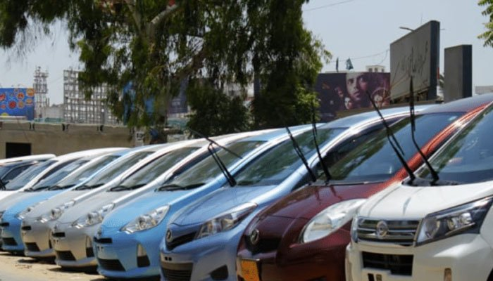 Car loans increased 3.8% month-on-month in August, while they stood at Rs314 billion in July. Photo: Geo.tv/ file