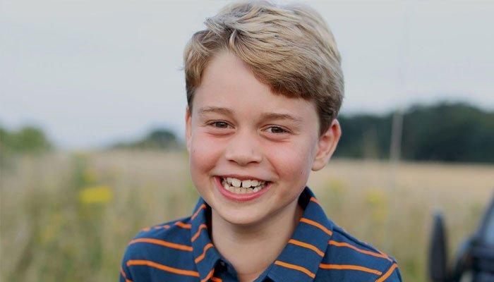 Prince George set to make a big boy move