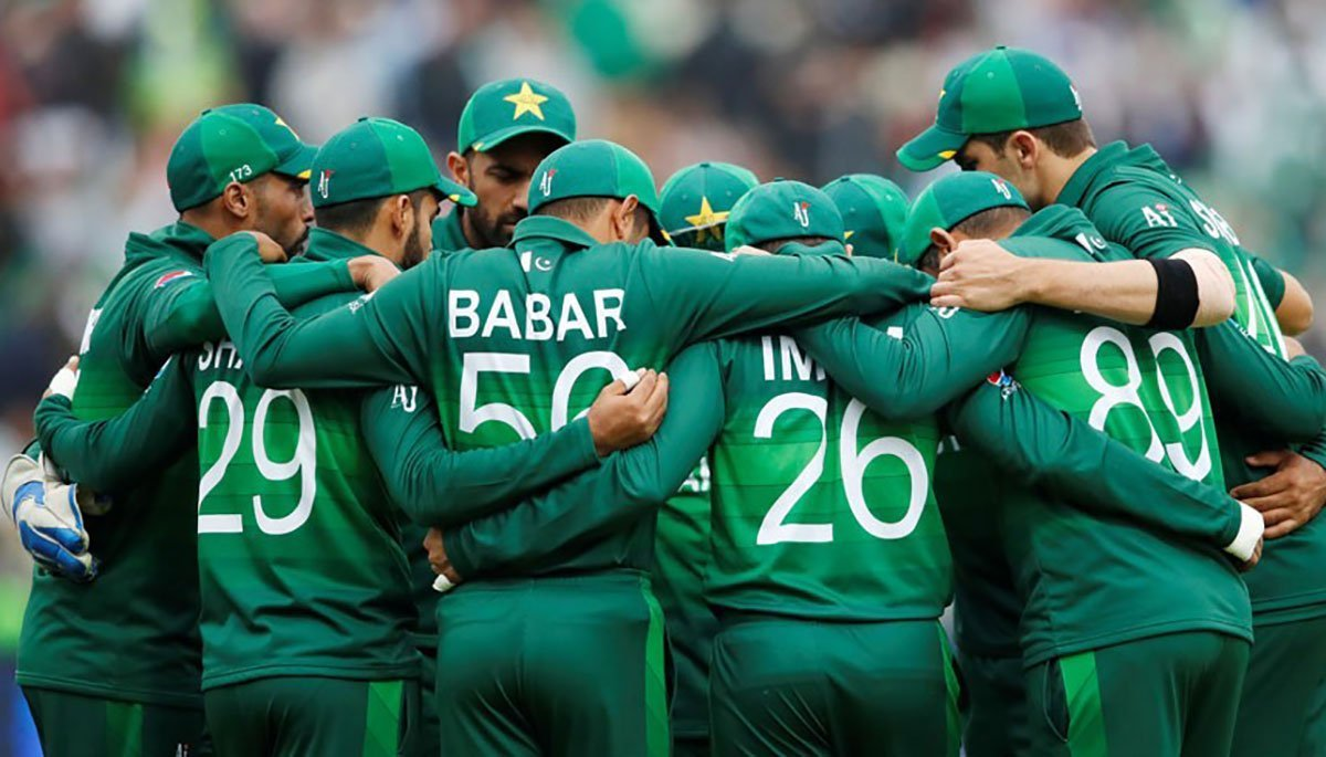 Pakistan vs England was the most popular search on Google in Pakistan. Photo: PCB/File.