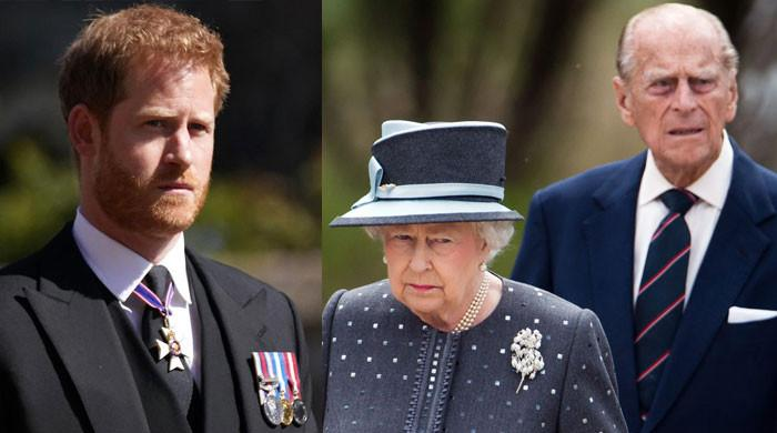 Prince Harry sheds light on grandparents Queen Elizabeth and Prince Philip's relationship