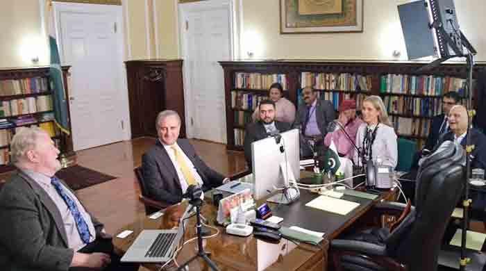 Qureshi says Taliban govt heading towards inclusivity