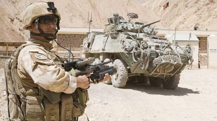 How large is the New Zealand army?