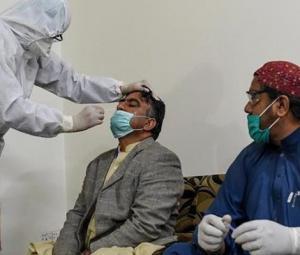 Pakistan's coronavirus positivity rate under 5% for fifth consecutive day