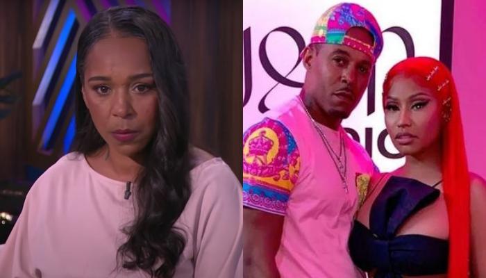 Nicki Minaj's husbands rape victim speaks out for first time on TV