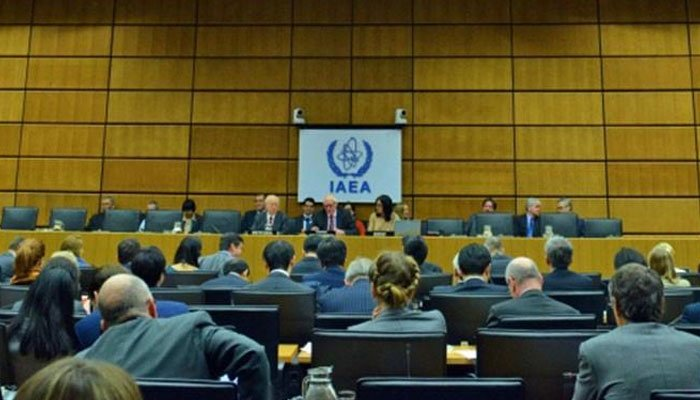 Pakistan has been elected as a member of the board of governors of the International Atomic Energy Agency (IAEA) for the next two years. Photo: File