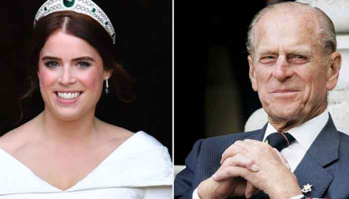 Princess Eugenie talks about Prince Philips love of art and design