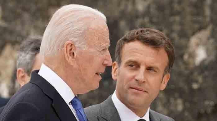 France agrees to send envoy back after Biden-Macron call