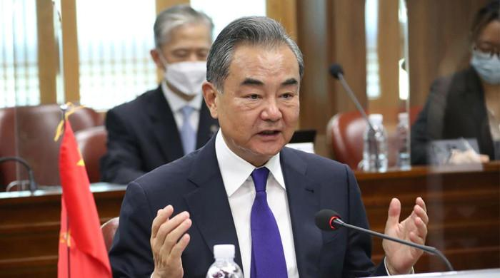 Economic sanctions on Afghanistan must end: China's foreign minister