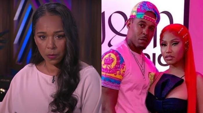 Nicki Minaj's husband's rape victim speaks out for first time on TV