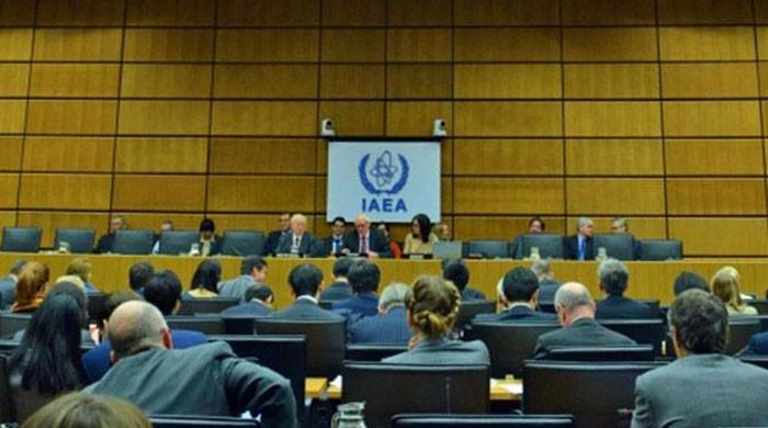 Pakistan elected as member of IAEA's board of governors