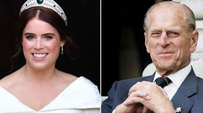 Princess Eugenie talks about Prince Philip's love of art and design