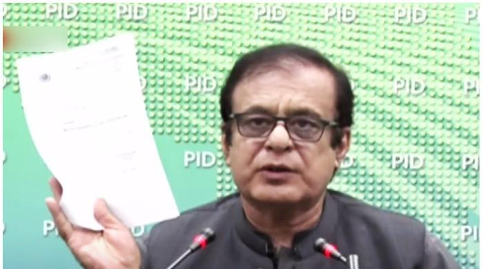 Post-election controversies are detrimental to country's democracy: Shibli Faraz