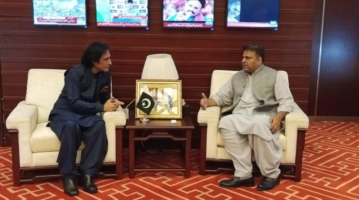 PCB chairman, information minister mull launching new cricket channel in Pakistan