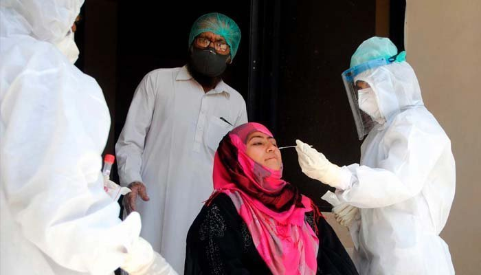 Pakistan has administered at least 76,141,484 doses of COVID vaccines so far. Photo: Geo.tv/ file