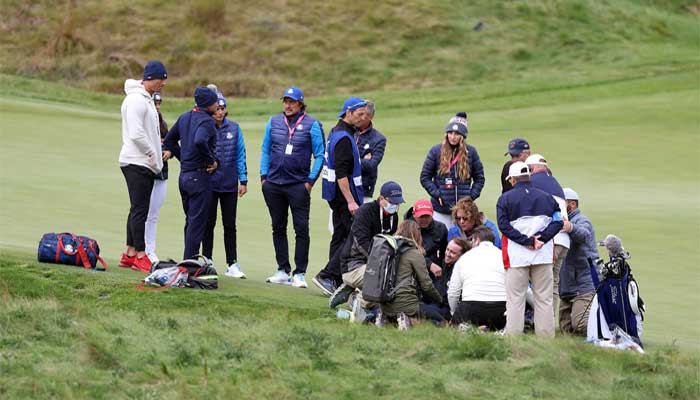 'Harry Potter actor Tom Felton requires medical attention at Ryder Cup - Geo News
