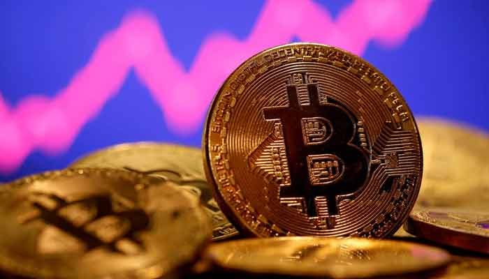 Shares in cryptocurrency and blockchain-related firms also came under pressure with US listed miners Riot Blockchain , Marathon Digital and Bit Digital slipping between 4.1%, 5.1% in premarket trading. — Reuters/File.