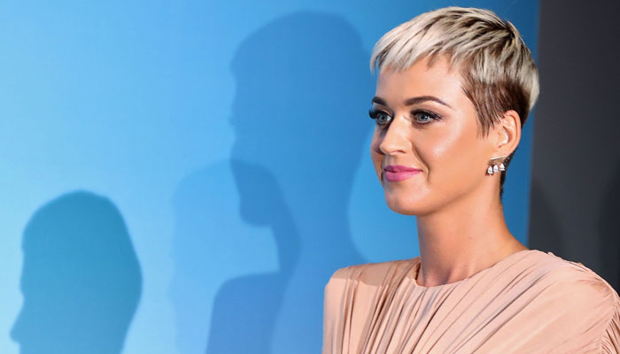 Katy Perry drops Spotify tool to match colours with songs