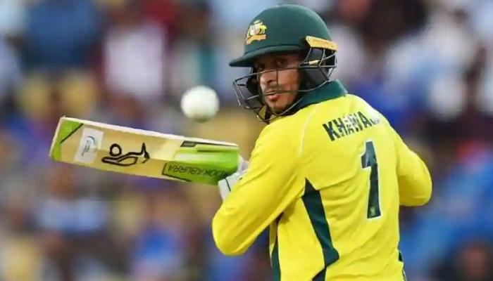 Australia batter Usman Khawaja. — AFP/File