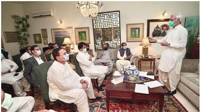 More pro-Tareen lawmakers meet CM Punjab Usman Buzdar
