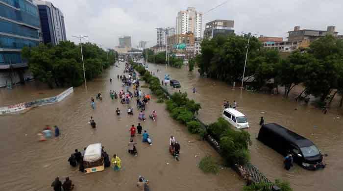 NDMA issues urban flooding warning for southern half of Pakistan
