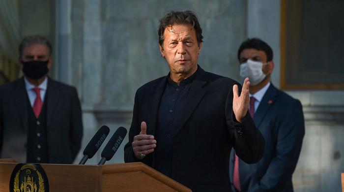 Taliban can be America's partners for peace: PM Imran Khan