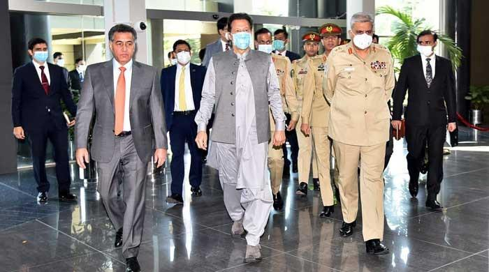 PM Imran Khan, military top brass given 'comprehensive briefing' on Afghanistan at ISI Secretariat