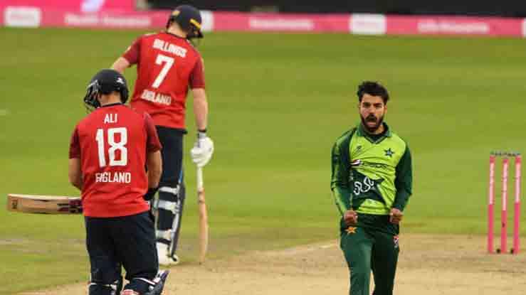 File photo of Pakistan vs England T20 match.