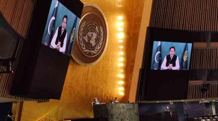 Strengthening, stabilising current Afghan govt 'only way' forward: PM Imran Khan at UNGA