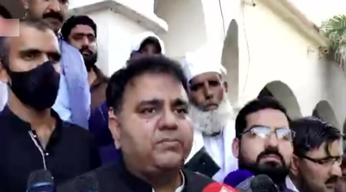 Govt will not consult Shahbaz Sharif over NAB chairman appointment: Fawad Chaudhry