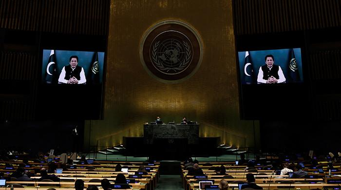 India angry over PM Imran Khan's fiery speech at UNGA