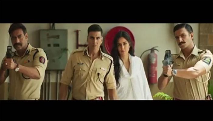 Katrina Kaif confirms release date of 'Sooryavanshi'