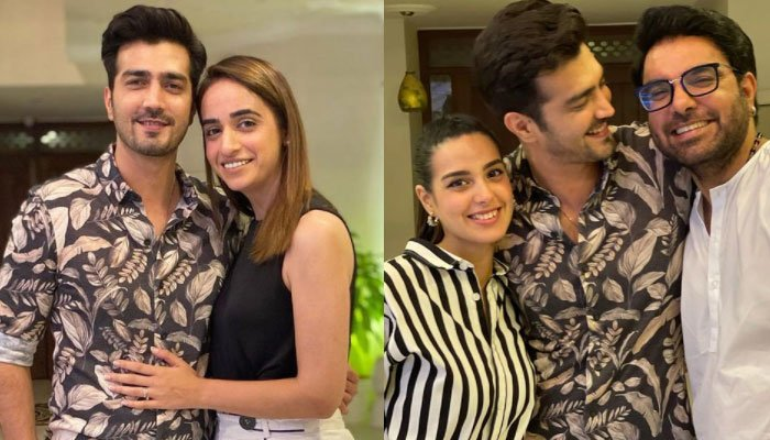 Shahzad Sheikh rings in birthday with celebrity friends: See Photos