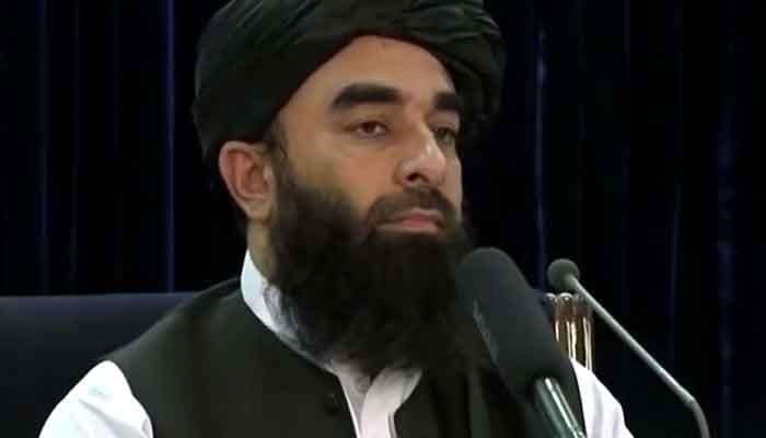 Taliban spokesman Zabihullah Mujahid. — Reuters/File