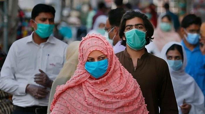 Pakistan's coronavirus positivity rate drops below 4% for first time in almost four months