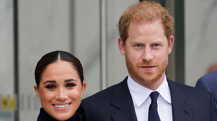 Prince Harry, Meghan Markle rally for Covid-19 vaccine equity